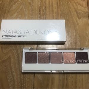 Natasha Denona Eyeshadow Palette 5 Color 2